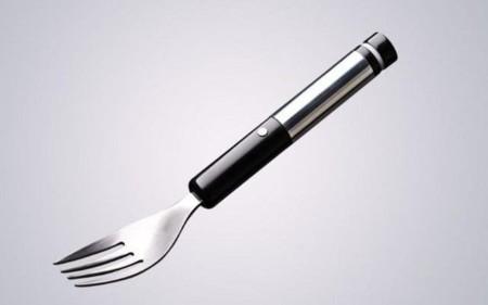 La solución para dietas pobres en sal podría ser un tenedor japonés