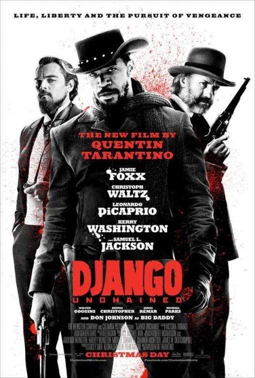 Foto de 'Django desencadenado', los carteles (8/9)
