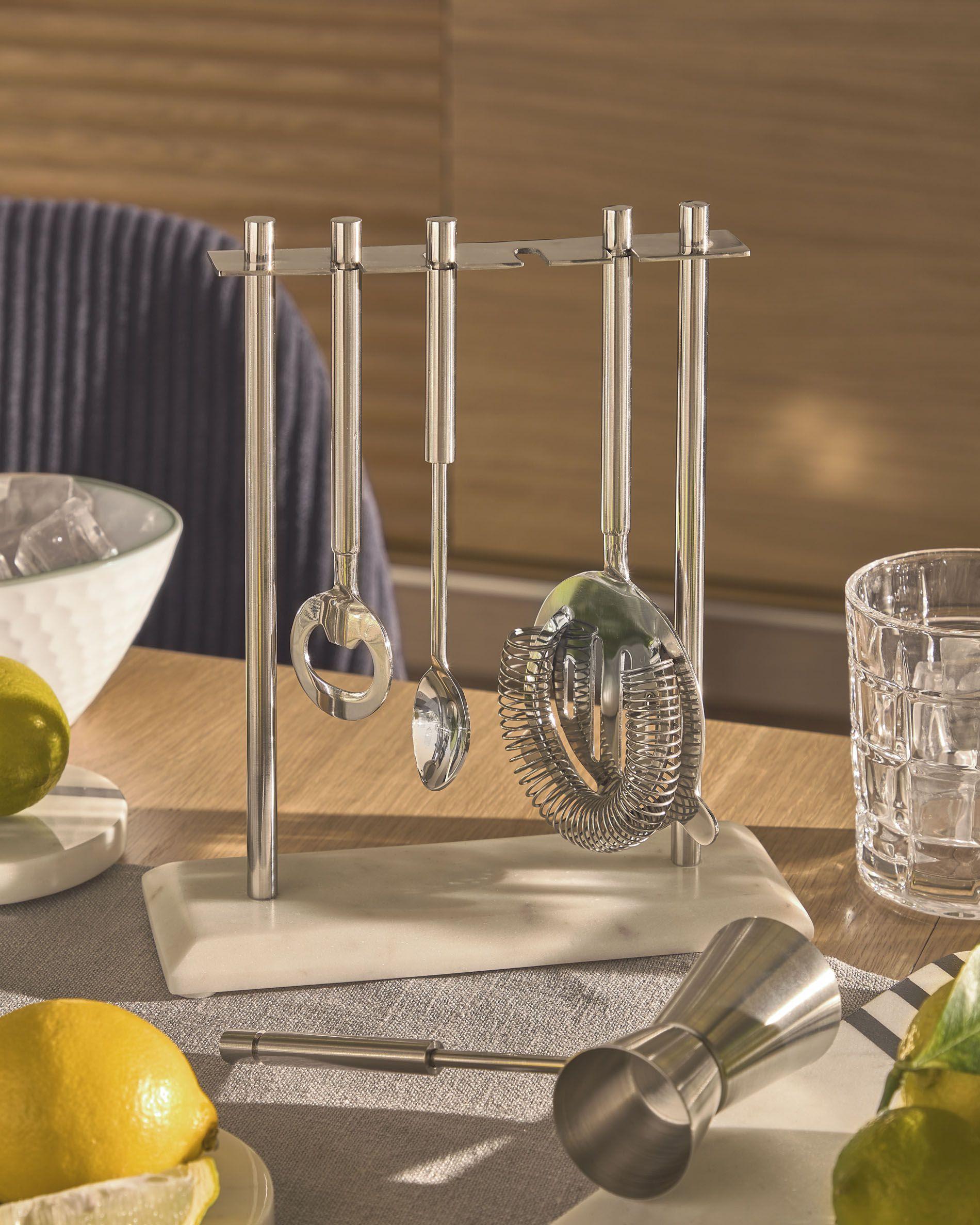 Set de utensilios para cocktail