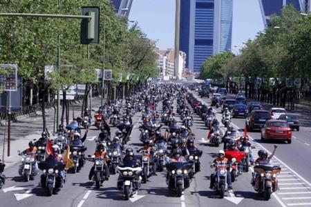 Arranca la concentración Harley-Davidson Km0 en Madrid