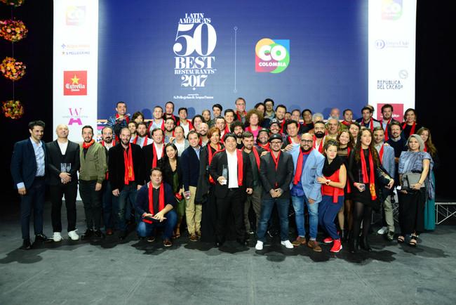 Latin America's Best Restaurants 2017
