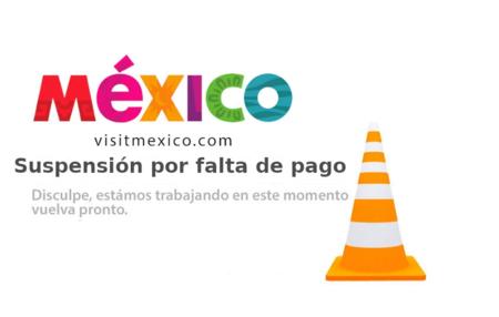 """El sitio Visit México está caído """"por falta de pago"""", pero en realidad se trata de un """"hackeo"""""""