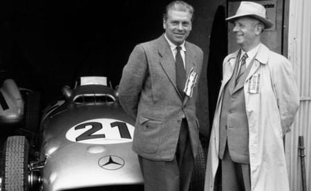 Rudolf Uhlenhaut - Mercedes W196