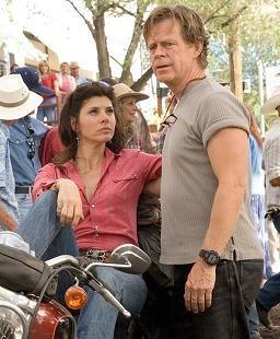 Tomei y Macy en una imagen de la película
