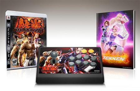 Tekken 6 coleccionista