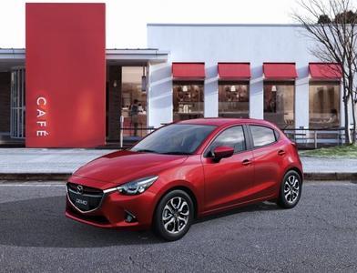 Así es el nuevo Mazda2