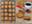 Galletas de avena y coco rellenas de chocolate. Receta
