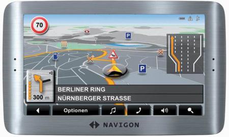 Navigon 8110, posible próximo navegador