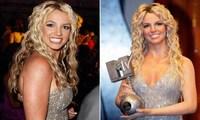 Britney Spears, de cera