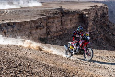 Joan Barreda Honda Hrc Dakar 2021