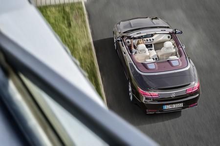 Mercedes Benz Clase S Coupe Y Cabriolet 14