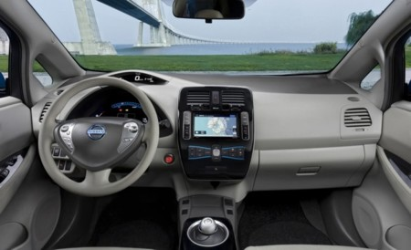 Nissan LEAF Carwings