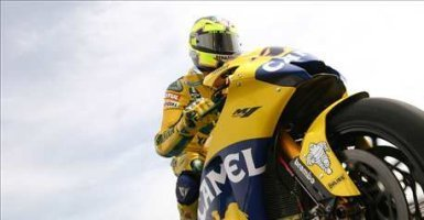 Datos sobre Rossi y Pedrosa
