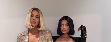 Khloé Kardashian se suma al bob de moda, igual que su hermana Kim y Kylie Jenner