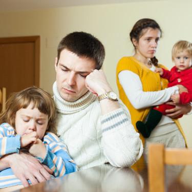 Por qué a veces el divorcio de los padres es lo mejor para los hijos