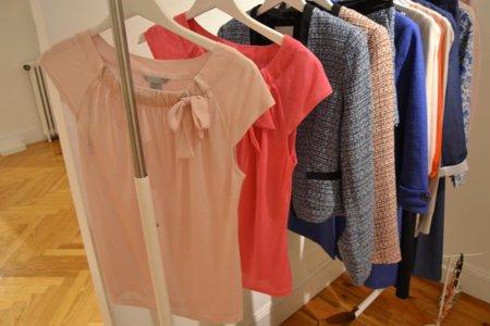 Romántico HM colección Primavera-Verano 2012