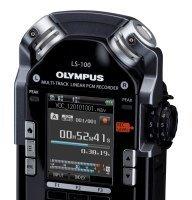 Olympus LS-100, calidad profesional en cualquier lugar y momento