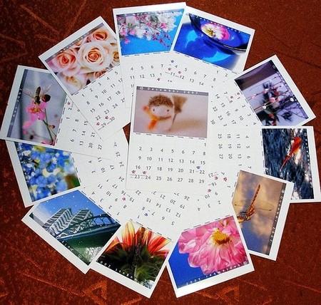 Calendario laboral en distintos formatos para 2009