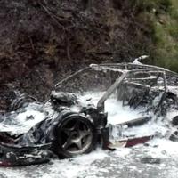 Dolorpasión™: Un Ferrari F40 GT rarísimo que se incendió de la nada