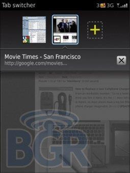 BlackBerry 9670 y OS 6.0 se dejan ver en imágenes