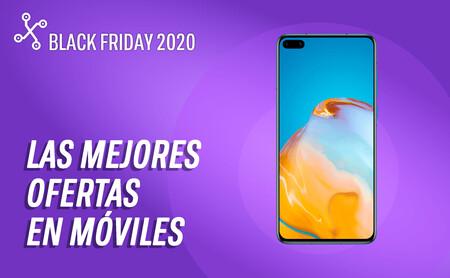 Los 64 mejores móviles en oferta por el Black Friday 2020 hoy 26 de noviembre: Huawei P40 por 415€, Poco X3 por 186€ y más