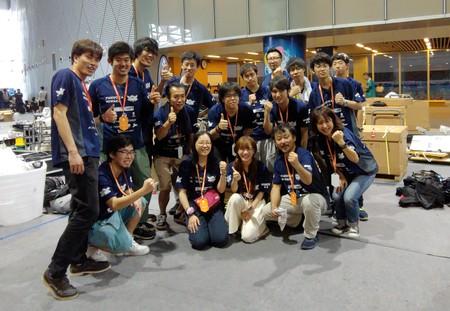 Robomaster Equipo japonés