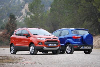 Ford EcoSport, toma de contacto