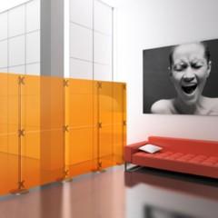 Foto 2 de 4 de la galería fluowall-separadores-de-espacios-de-diseno en Decoesfera
