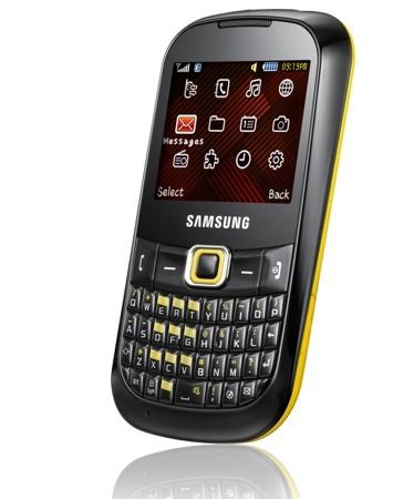 Samsung Corby PRO y Corby TXT para los más jovenes