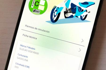 Datos Moto