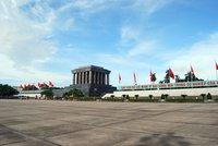 Vietnam: El Mausoleo de Ho Chi Minh en Hanoi