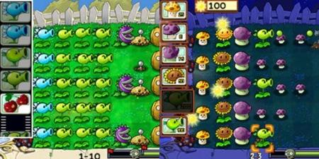 Plants vs. Zombies para Blackberry