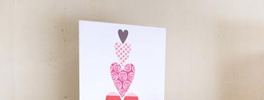 Tarjetas imprimibles gratis de San Valentín