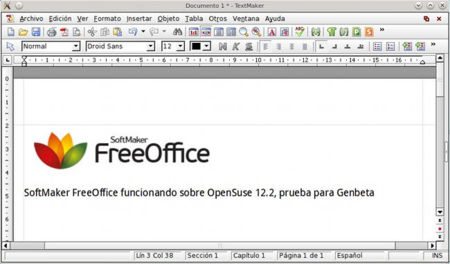SoftMaker FreeOffice para Windows y Linux, gratis hasta Navidad
