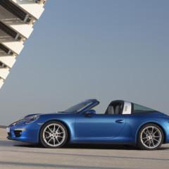 Foto 8 de 11 de la galería porsche-911-targa-991 en Motorpasión