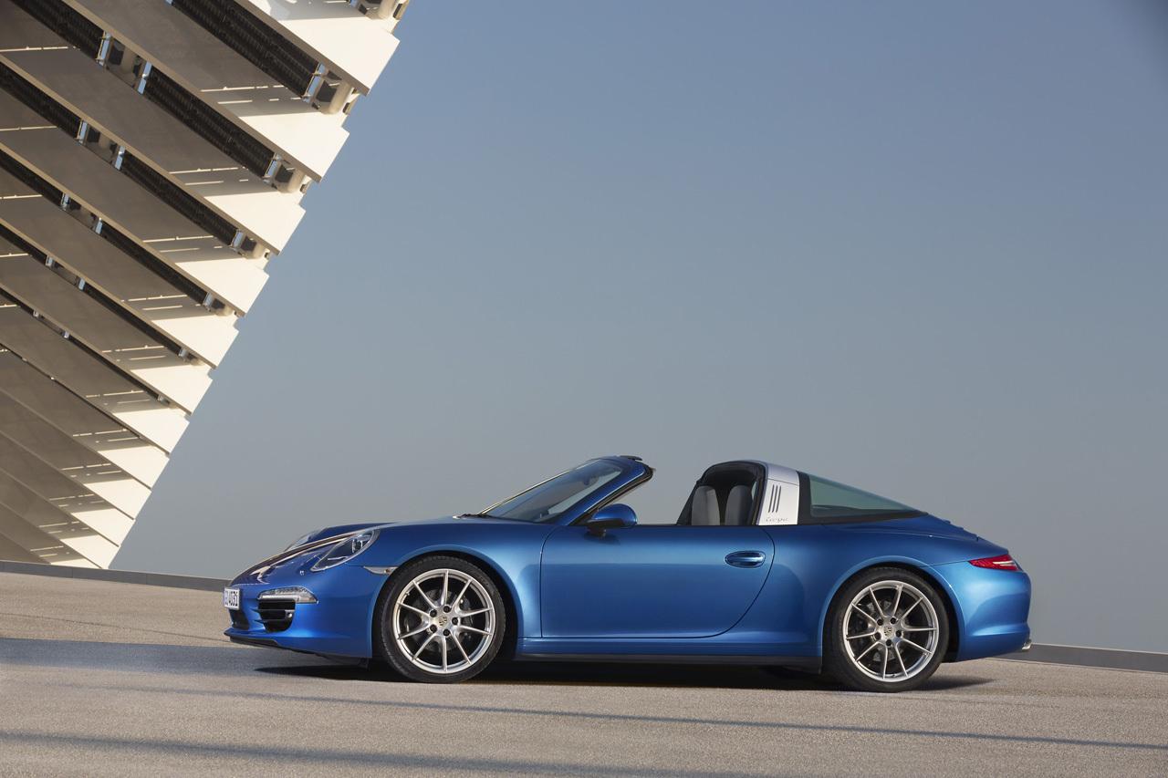 Foto de Porsche 911 Targa 991 (8/11)