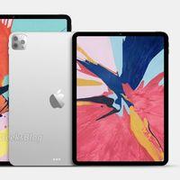 Los iPad Pro de 2020 con cámaras triples se dejan ver en renders filtrados de alta calidad