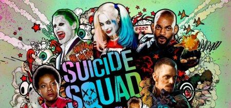 'Escuadrón Suicida': póster final, banda sonora y los polémicos tatuajes del Joker