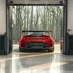 Foto 26 de 27 de la galería lotus-evora-gt4-concept en Motorpasión