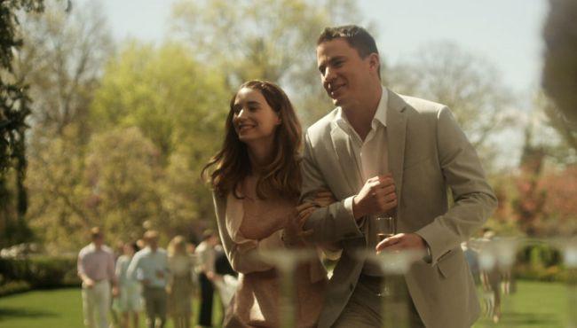 Rooney Mara y Channing Tatum en una escena de Efectos Secundarios