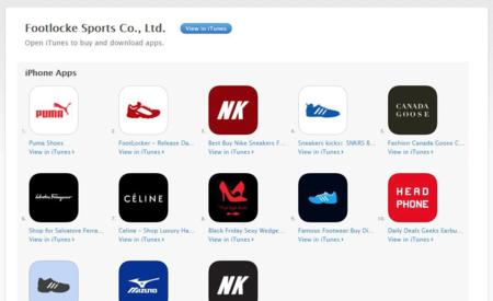 Tenemos un nuevo enemigo estas navidades: las falsas aplicaciones de tiendas en la App Store