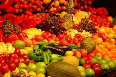 Conclusiones nutricionales y saludables de las frutas y verduras