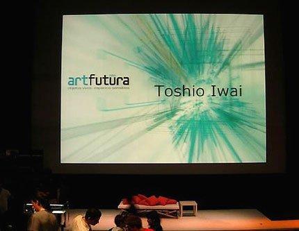 ArtFutura 2005: Toshio Iwai