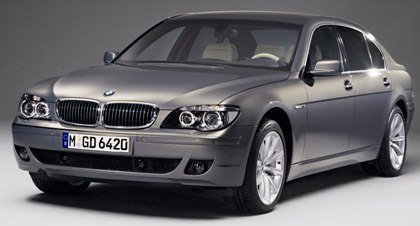 BMW Serie 7 Special Edition Exclusive