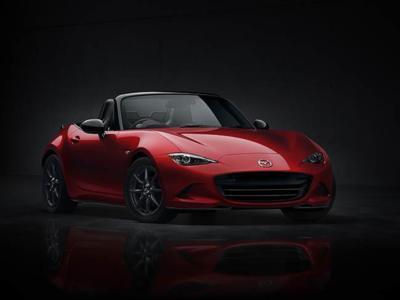Nuevo Mazda MX-5: el clásico se renueva para su 25 aniversario