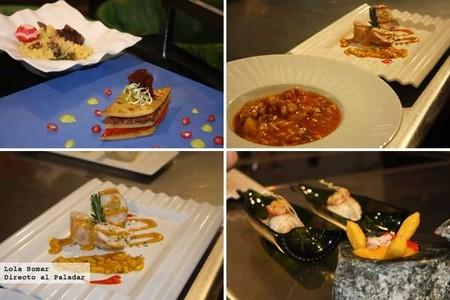 platos de Antonio Carmona