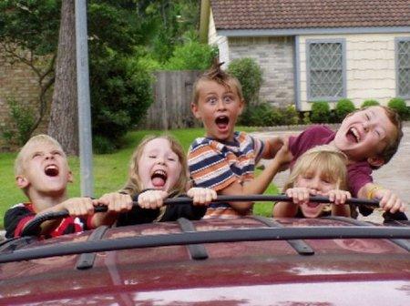 Algunos consejos para viajar en coche con niños