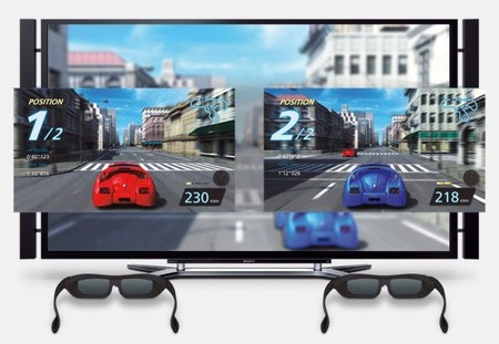 Sony 4K Resolution TV - SimulView