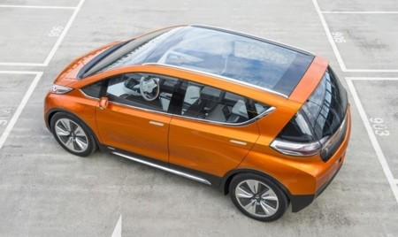 Salon de Detroit 2015 - Coches del Futuro - Chevrolet Bolt EV