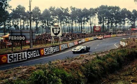 24 horas de Le Mans 1966: Chris Amon y Bruce McLaren ganan por ocho metros